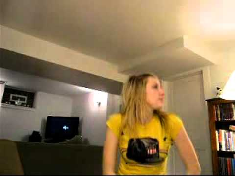 Best webcam dance ever