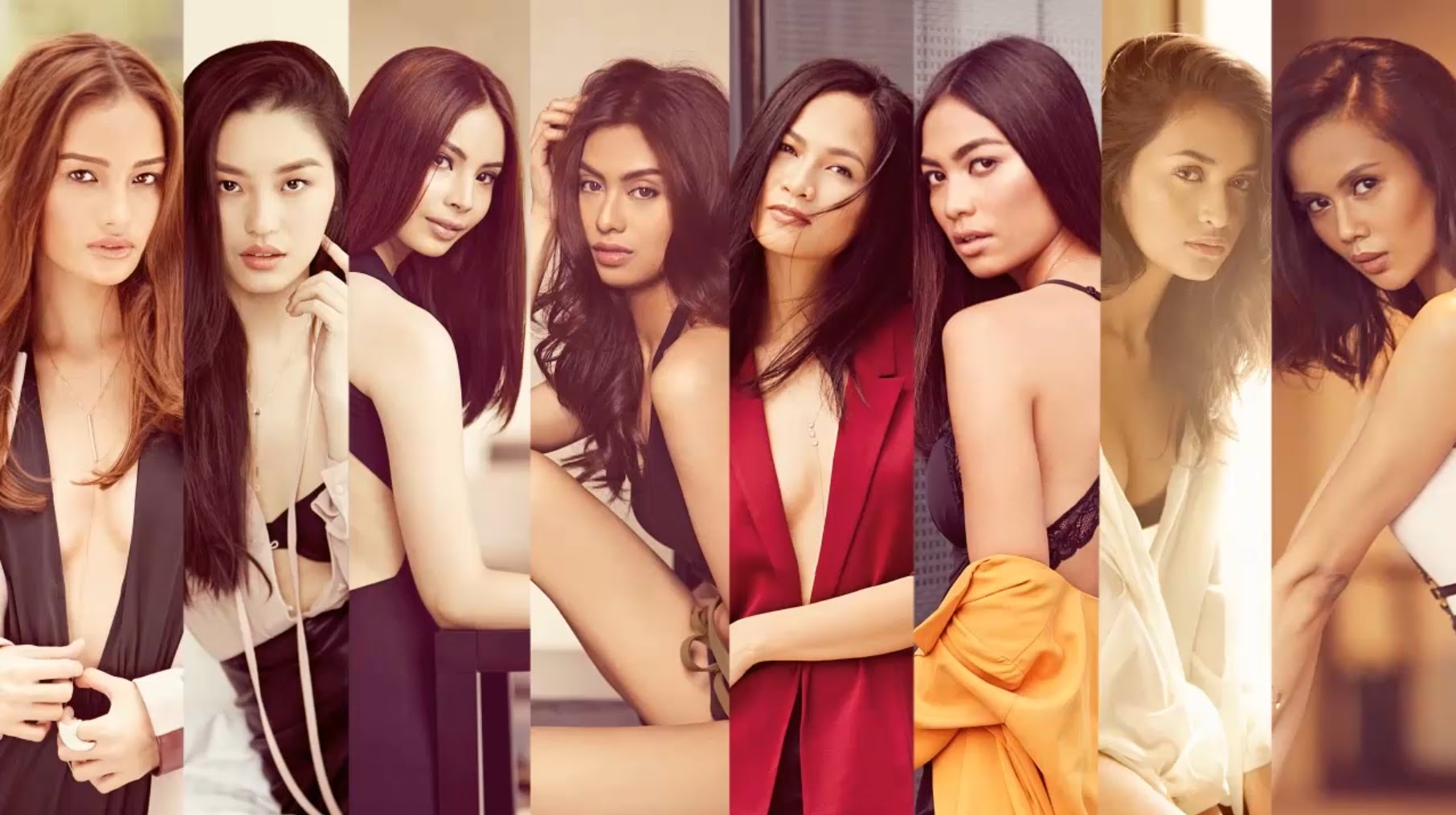 Introducing Cosmo's 8 Sexiest Models For 2015!