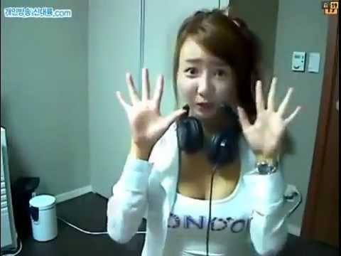 Korean Webcam Dance Show  To Sexy