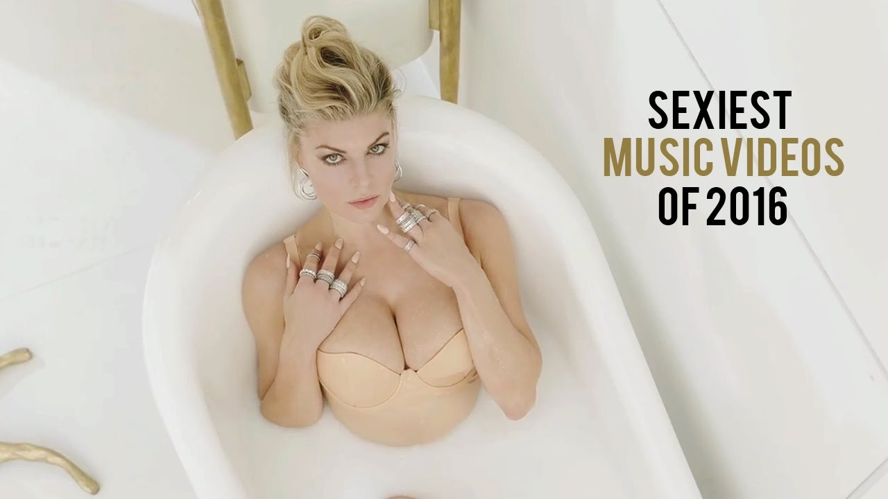 Top 10 Sexiest Music Videos Of 2016