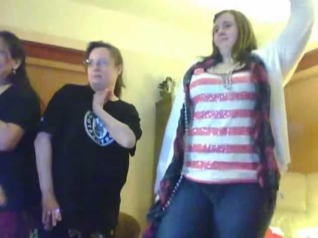 Webcam Dancing
