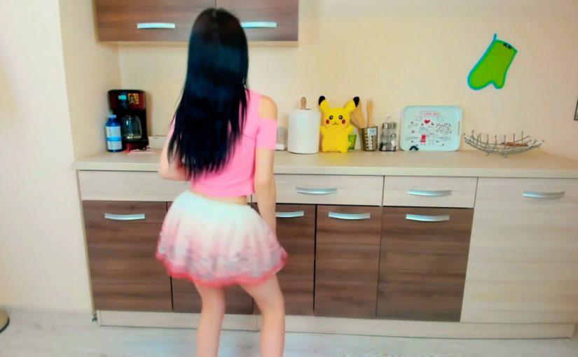 webcam girl dancing dancing dancing best of