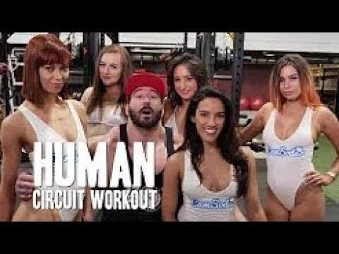 Camsoda Human Circuit Workout by Craig Golias