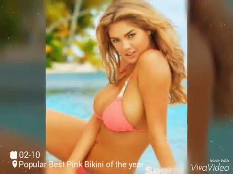 Most sexiest paisy model's pink bikini photoshoot & Sexiest Bikini pose
