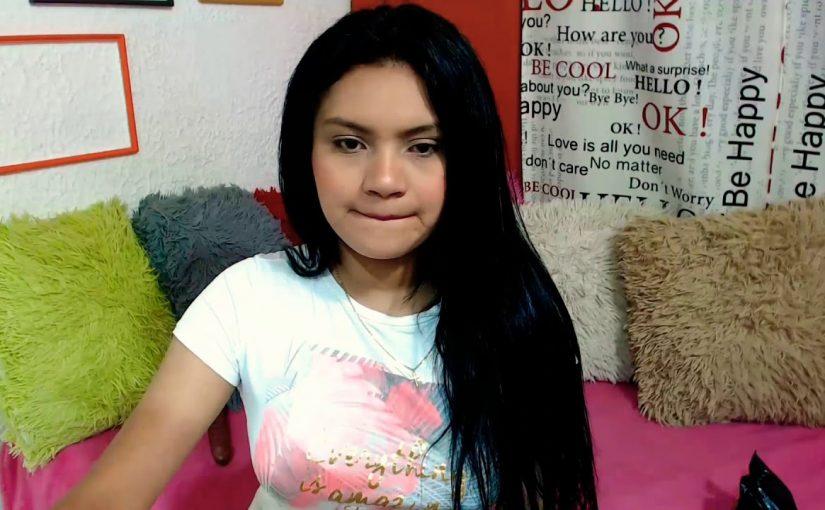 webcam girl 000000
