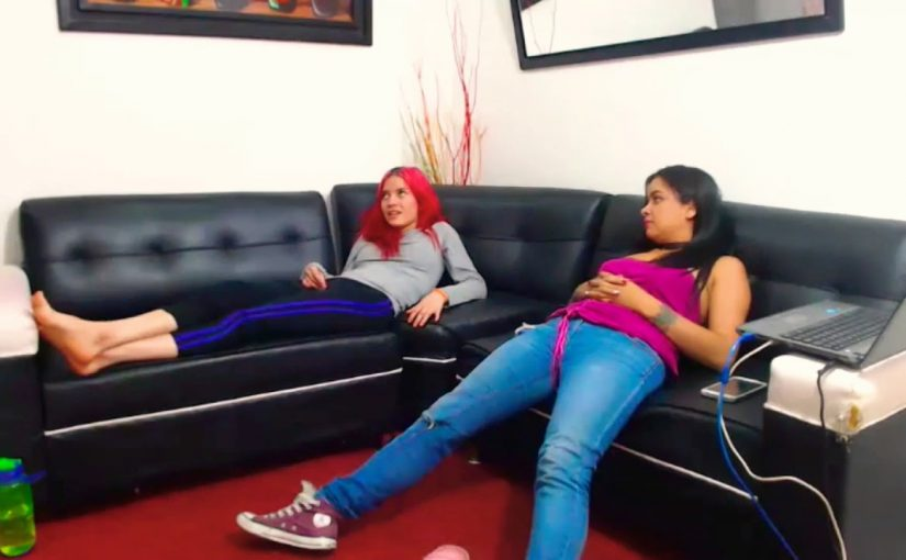 webcam girls 864323 party