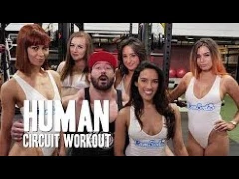 Camsoda Human Circuit Workout by Craig Golias