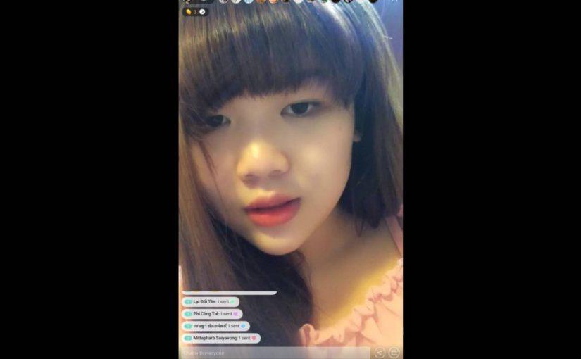 Trò chuyện với em hot girl Angie Liên - Bigo Live Cam Show
