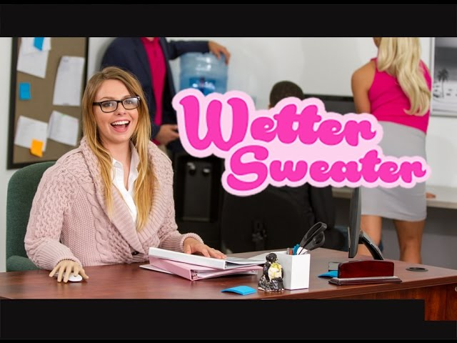 Wetter Sweater